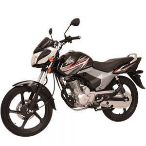 Honda CB 125F Black