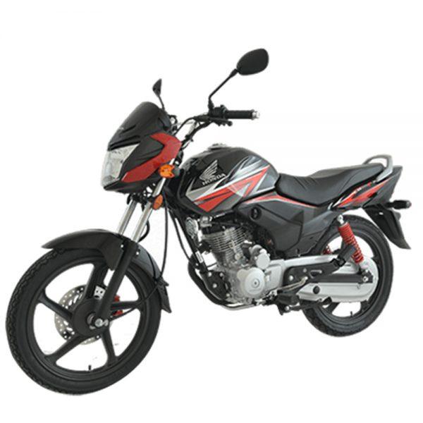Honda CB 125F Black SE