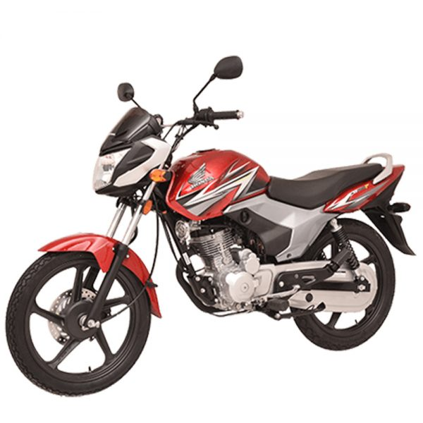 Honda CB 125F Red