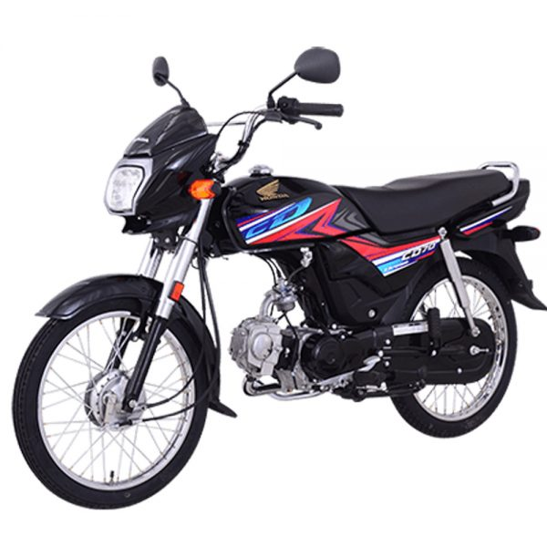 Honda CD70 Dream Black