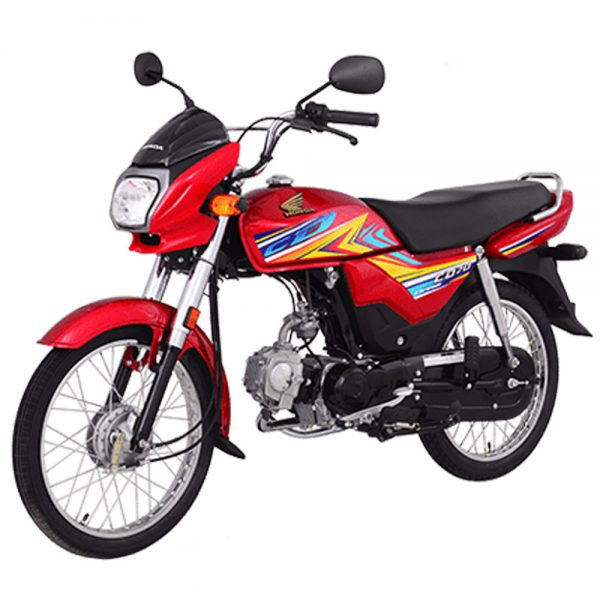 Honda CD70 Dream Red