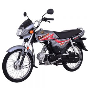 Honda CD70 Dream Silver on installments in Lahore