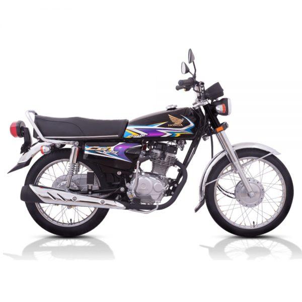 Honda CG 125 on installments in Lahore