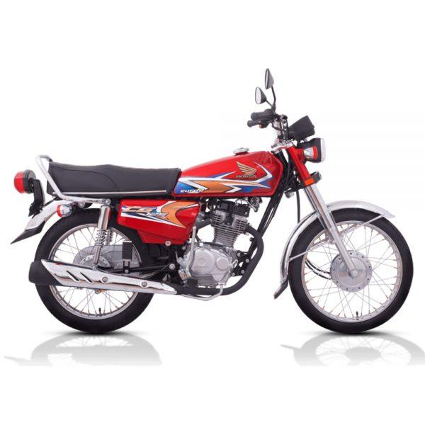 Honda CG 125 Black