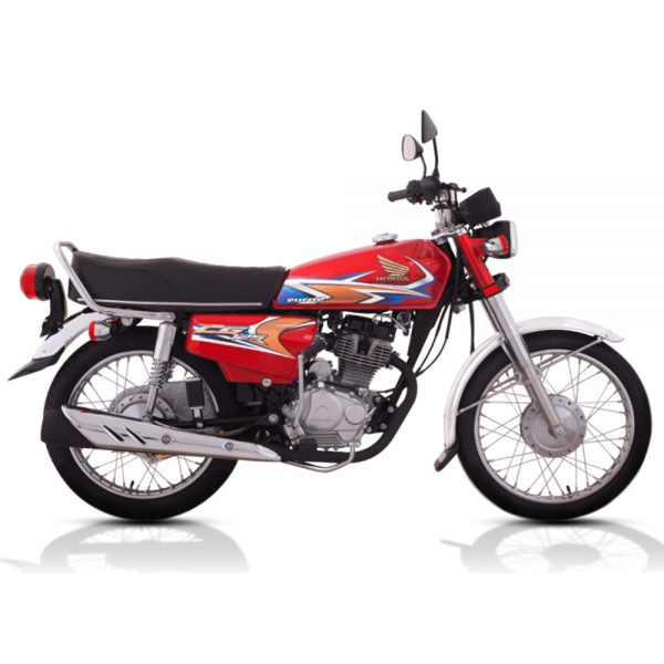 Honda CG 125 Self on installments in Lahore