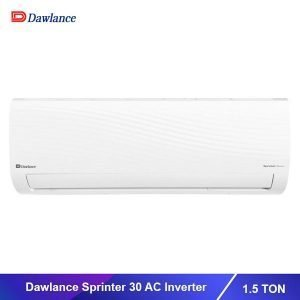 Dawlance-Sprinter AC 1.5 Ton 30 Inverter price in Paksitan Dawlance on easy installments in lahore. The best leasing company for Dawlance in Pakistan