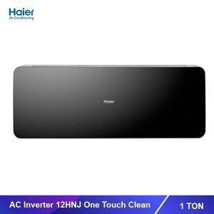 Haier 12hnj inverter ac one touch clean & ups enabled (1 ton) for leasing in pakistan