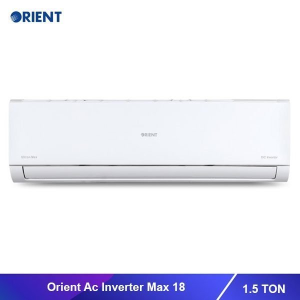Orient 1.5 Ton AC Inverter Max 18 on easy installments in lahore