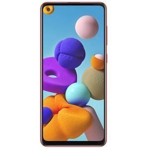 Galaxy A21s on installments in Lahore - Pakistan