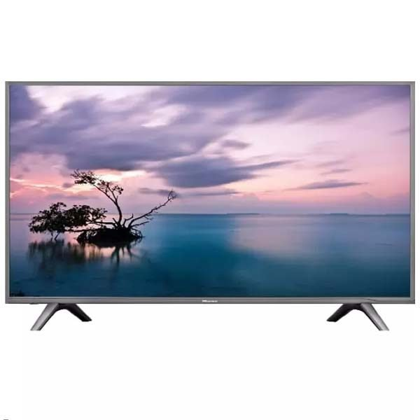 Hisense Full HD LED TV - 49E5100EX - 49Inch - High Definition Led TV on installments in Lahore